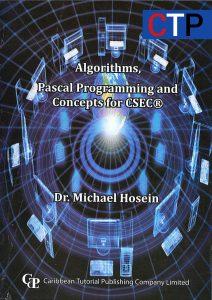 Algorithms, pascal programming & Concepts for CSEC.1.logo