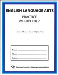 Eng Lang Arts practice workbooks.3.logo
