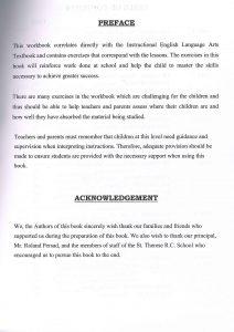 Instructional Eng Lang arts for primary school wrkbk2.2