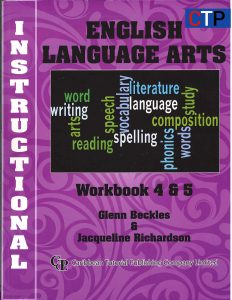 Instructional Eng Lang arts for primary school wrkbk2,3,4&5.5.logo