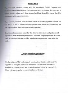 Instructional Eng Lang arts for primary school wrkbk2,3,4&5.6