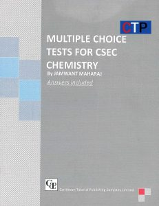 Multiple choice Tests for CSEC Chemistry.1.logo