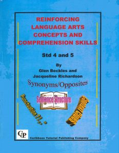 Reinforcing Language Arts Concepts and Comprehension Skills.9.logo