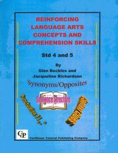 Reinforcing Language Arts Concepts and Comprehension Skills.9.logo