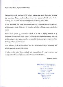 Spelling, Grammar & Punctuation practice.2
