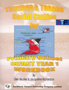 T&T Social Studies for primary school Infants 1 to Std 5.1.logo