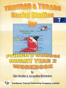 T&T Social Studies for primary school Infants 1 to Std 5.3.logo