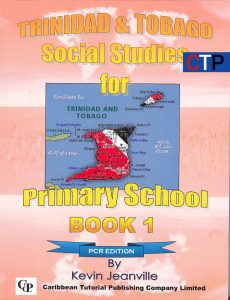 T&T Social Studies for primary school Infants 1 to Std 5.5.logo