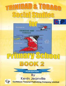 T&T Social Studies for primary school Infants 1 to Std 5.7.logo