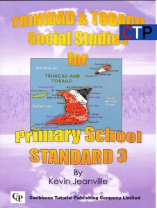 T&T Social Studies for primary school Infants 1 to Std 5.9.logo