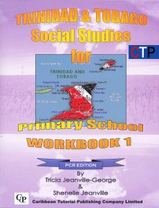 T&T Social Studies for primary school workbooks.1.logo
