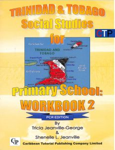 T&T Social Studies for primary school workbooks.3.logo