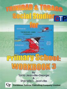 T&T Social Studies for primary school workbooks.5.logo