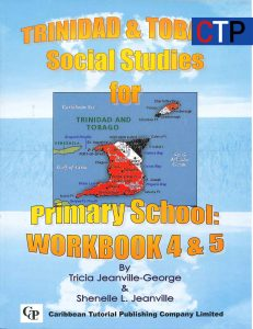 T&T Social Studies for primary school workbooks.7.logo